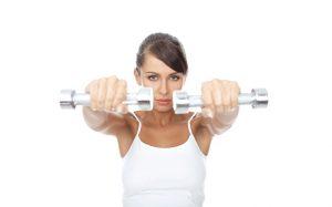 como perder massa muscular